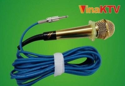 Thumbnail image for Chọn mua micro vinaktv 636 cho dàn karaoke gia đình