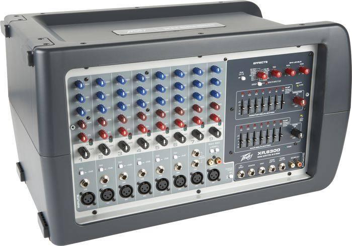 Mixer peavay rx8300 chính hãng
