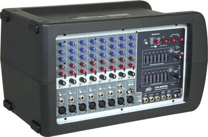 Mixer peavay rx8600 cao cấp