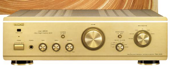 Post image for Ampli denon 1500R