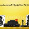Thumbnail image for Công trình dàn karaoke chung cư gia đình anh Tần – Nam Từ Liêm