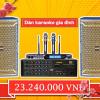 Thumbnail image for Lắp đặt bộ dàn karaoke nhà chú Tuyên ở Thanh Trì, HN