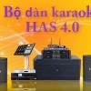 Thumbnail image for Dàn karaoke HAS cao cấp cho gia đình anh Việt – Chương Mỹ, Hà Nội
