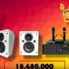 Thumbnail image for Lắp dàn karaoke gia đình giá rẻ nhà anh Thái, Hà Nội
