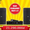 Thumbnail image for Lắp đặt bộ dàn karaoke HAS cho chị Hiền tại Hà Đông