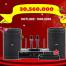 Thumbnail image for Bộ dàn karaoke gia đình anh Sơn ở Hà Đông