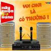 Thumbnail image for Bộ dàn karaoke trong gameshow Hãy chọn giá đúng