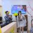 Thumbnail image for Quang Tèo, Thanh Hương ghé thăm showroom của Hoàng Audio